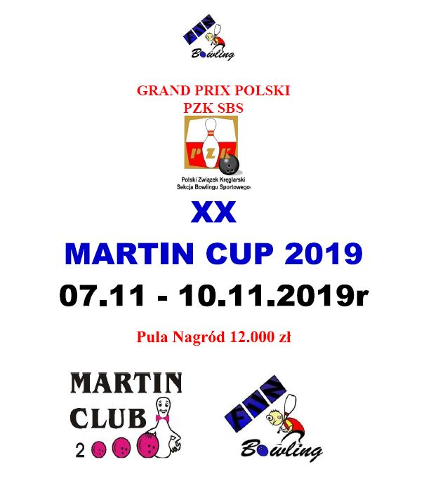 Martin Cup 2019